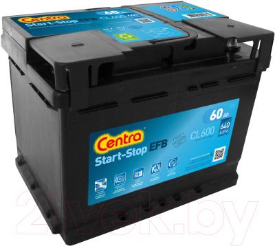 Аккумулятор Centra Start-Stop EFB CL600